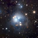 NGC 7129 in Cephus,                                Jeff
