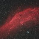 California Nebula - NGC 1499,                                Garvis