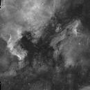 NGC7000 - ASI6200MM First Light,                                Jens Mascher