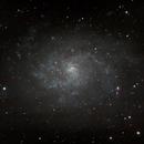 M33 Triangulum Galaxy,                                Gwaihir