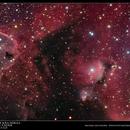 IC1848 the soul nebula,                                Michael van Doorn