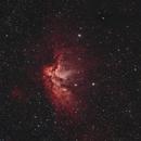 Sh2-142 Wizard Nebula,                                Valerio Avitabile