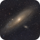 M31 Andromeda Galaxy,                                Marco Wischumerski