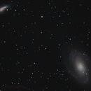 M81, M82 DRIZZLE,                                Astromatthi