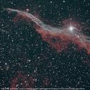 Veil Nebula photoshop edit,                                Arjan Kievits