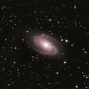 M81 - HaLRGB,                                Daniel Fournier