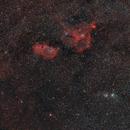 Cassiopeia to Perseus Border,                                Astro-Wene