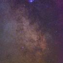 Part of Milky Way,                                mxmbulat