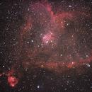 IC 1805 - Heartnebula,                                Felix