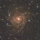 IC 342 - The hidden Galaxy,                                pmneo