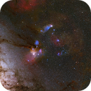Dust and Gas in Upper Scorpius,                                Wei-Hao Wang