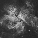 NGC3372 - Eta Carinae Nebula in HA,                                Diego Cartes