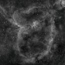 The Heart Nebula, IC 1805,                                alphaastro (Rüdiger)
