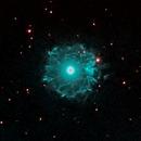 NGC 6543 Cats Eye High Dynamic Range,                                jerryyyyy