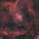 IC 1805 Heart Nebula #2 HaRGB,                                Molly Wakeling