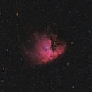 NGC281 Pacman Nebula,                                Yokoyama kasuak