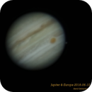 Jupiter with Europa,                                Kamil