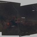 Sternbild Schwan vom September 2018,                                kurt