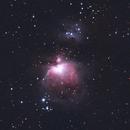 M42 Orion Nebula,                                Gary Leavitt