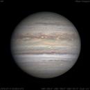 Jupiter | Color | 2018-07-11 03:08 UTC,                                Chappel Astro