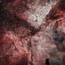Eta Carinae, NGC 3372,                                Nuccini
