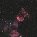 IC443 Jellyfish Nebula,                                Mikael De Ketelaere