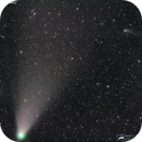 Comets C/2020 F3 NEOWISE and C/2017 T2 PANSTARRS,                                José J. Chambó