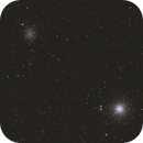 M53 & NGC 5053,                                Yizhou Zhang