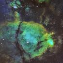 IC 1795 - Fish head nebula,                                keving