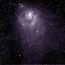 M008 Lagoon Nebula,                                Sandra Repash