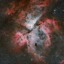 NGC 3372 The ETA Carina Nebula,                                Rocco Sung