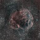 Sh2-240 spagetti nebula,                                Kruno