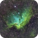 NGC7380 in SHO,                                oystein