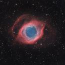 NGC 7293 - Helix Nebula - HaLRGB,                                Paddy Gilliland
