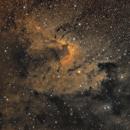 SH2-155-CAVE NEBULA,                                Toni Climent