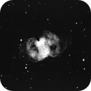 Messier 76: The Little Dumbbell in OIII  (part 2),                                Bruce Donzanti