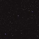 Óðins Vagn or Large Bear & Five Messier Friends,                                Sigga