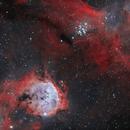 NGC 3324 - NGC 3293,                                Renan
