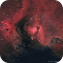 The Whirling Dervish Nebula - IC1871 - HRGB Image,                                Eric Coles (coles44)