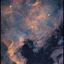 North America nebula,                                Massimo Frattini