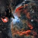 Orion Nebula DOBSON M42,                                Angel Galera