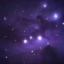 Running Man Nebula,                                Nicholas Tedford