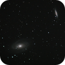 Messier 81 and Messier 82,                                LOL221