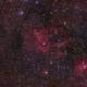 Sh2-157 Lobster claw nebula,                                Frank Rauschenbach