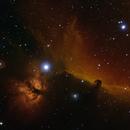 Horshead Nebula HSO,                                Ben Loftin