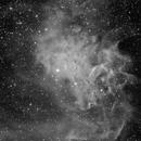 IC 405 Flaming Star Nebula #2 - H-alpha,                                Molly Wakeling