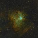Sh2-206 - Fossil Footprint Nebula,                                Fabian Rodriguez...