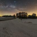 First Milky Way 2021,                                Łukasz Żak