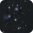 Messier M 45,                                Nicola Russo
