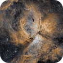 Eta Carina and the Keyhole Nebula with Askar 400,                                robonrome